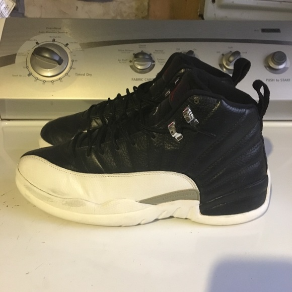 promo code f8e0a 7ddf8 Air Jordan Retro 12 Playoffs / Black, White